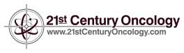 21st Century Oncology Logo