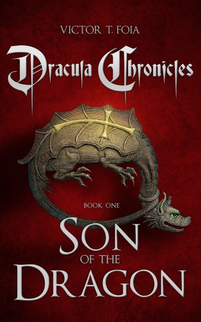 """""""Son of the Dragon"""" Book Cover"""