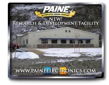 "Paine Electronics ""New"" R&D Facility!"
