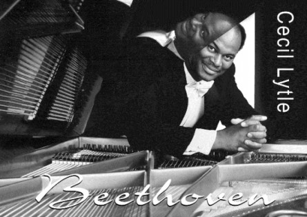 Cecil Lytle: world-renowed pianist and professor emeritus of music.