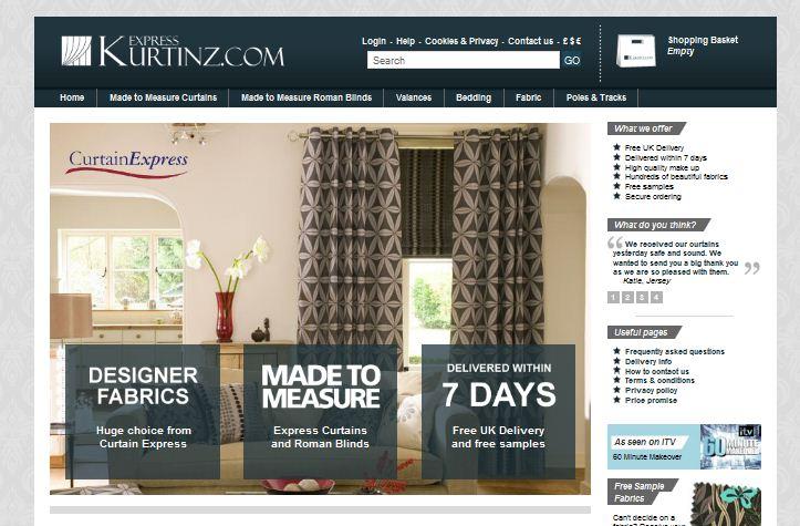 Express-Kurtinz.com