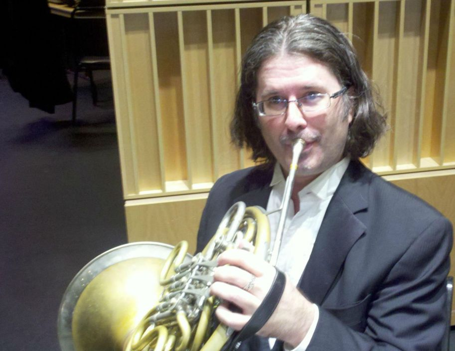 Darren Robinson, Arizona Pro Arte Ensemble French Horn