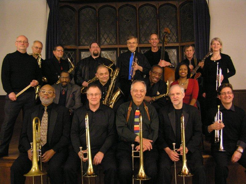 Aardvark Jazz Orchestra, Mark Harvey Founder & Music Director
