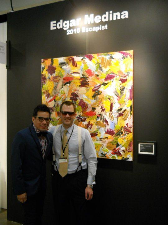 John Ross Palmer & Edgar Medina
