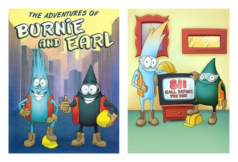 burnie and earl flyers