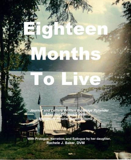 Eighteen Months To Live on Amazon