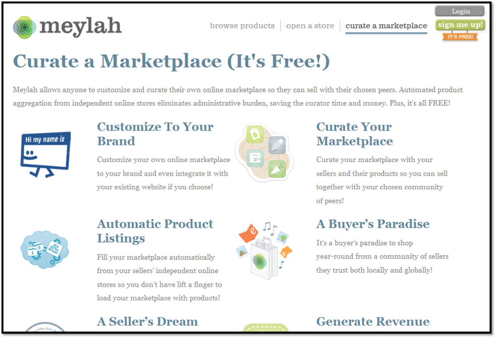 Curate Your Own Branded Marketplace And Generate Revenue