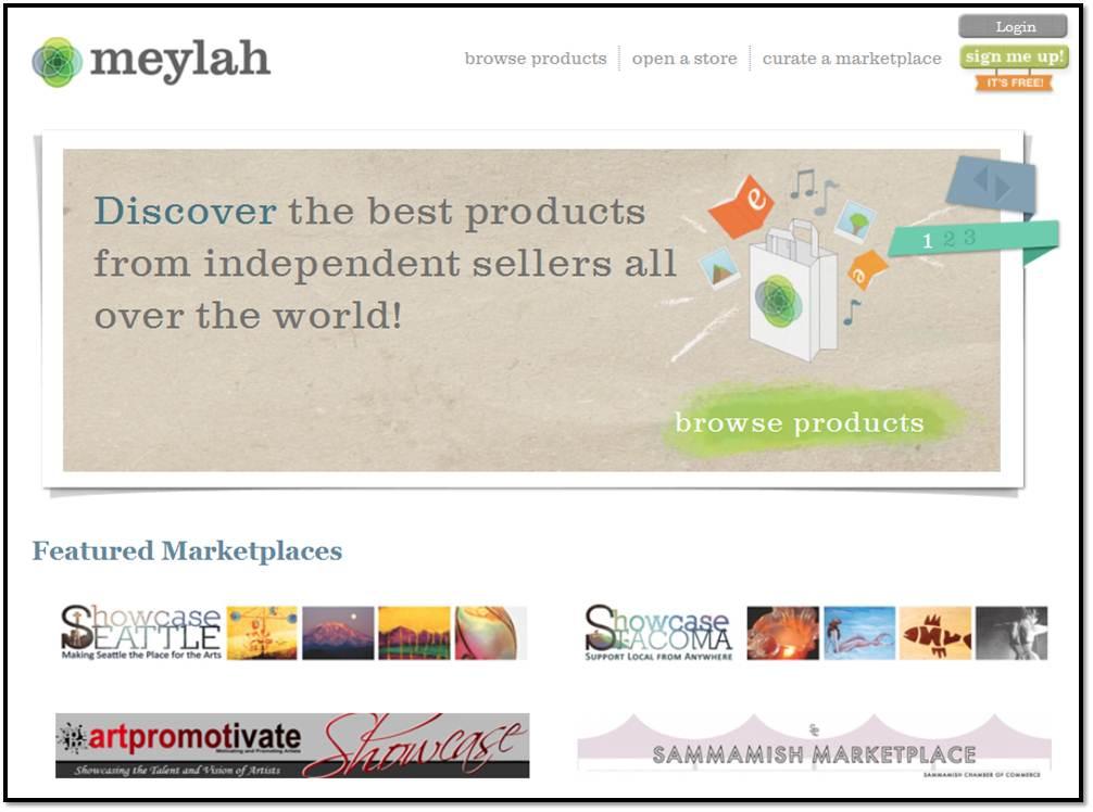 Meylah - Powering Community Marketplaces