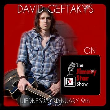 David Geftakys on The Jimmy Star Show