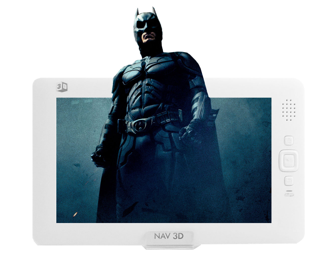 NAV3D6 Glasses Free 3D Digital Media Player
