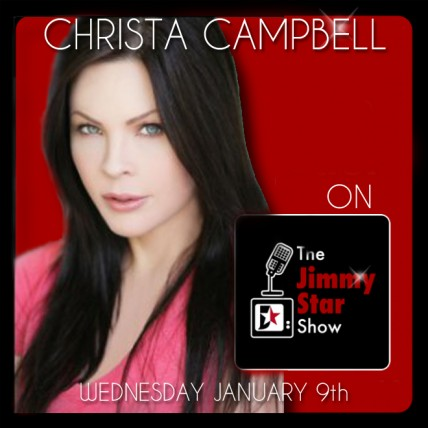 Christa Campbell on The Jimmy Star Show
