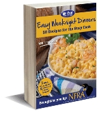 Easy Weeknight Dinners Free eCookbook from the Mr. Food Test Kitchen