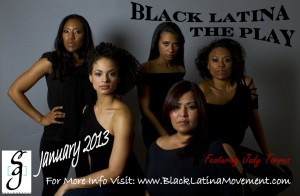 Black Latina Cast