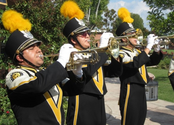 Bosco Tech marching band will perform at Open House