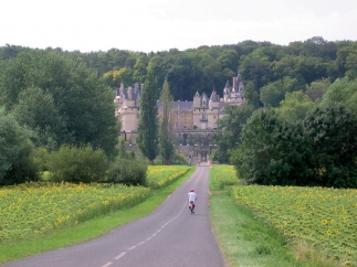 France's Loire Valley is Cycling Magic