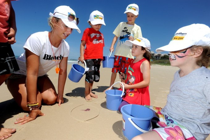 Beachology Children's Workshops At Bleach* Festival Gold Coast