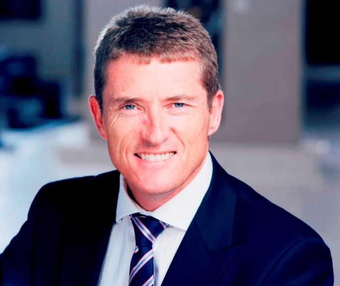 Dimension Data CEO Brett Dawson