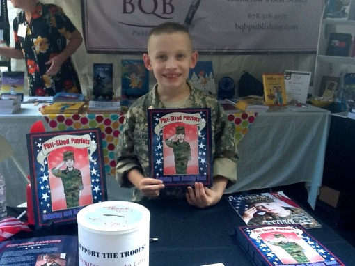 Cody Jackson, author of Pint-Sized Patriots