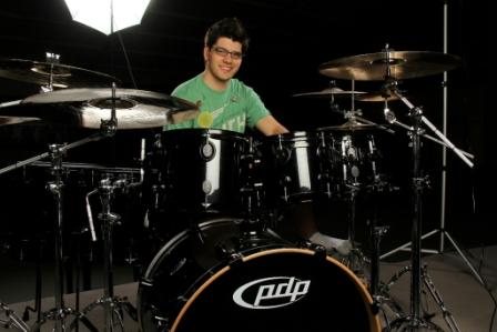 Most watched YouTube drummer forms band for first record album