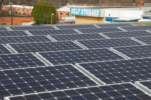 Decatur Self Storage boasts a new solar array from Radiance Solar
