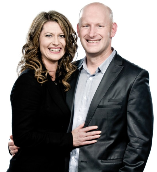 Planetshakers Founders and Senior Pastors Russell & Sam Evans