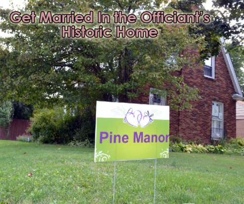 Pine Manor, Wedding Chaple Chicago, Budget Wedding Location, Garden Wedding