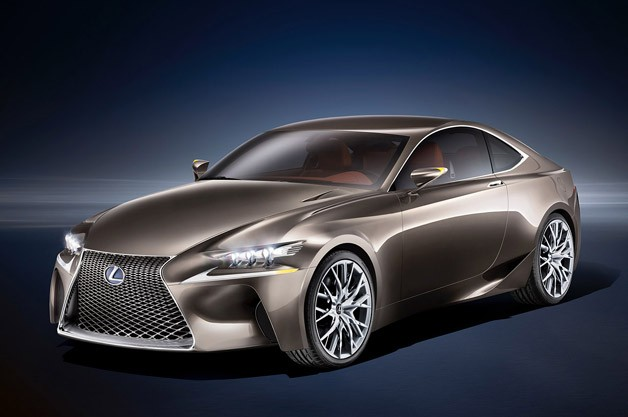 Next Generation Lexus IS coming to Melbourne, FL