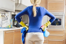 Cleaning Tips to Fight the Flu