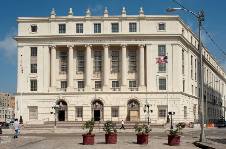 Hipolito Garcia Federal Building and U.S. Courthouse, San Antonio, TX