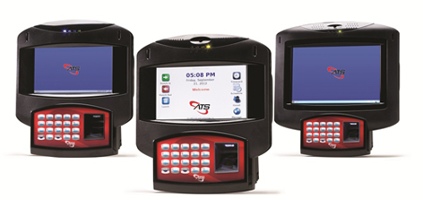 The new Universal Series biometric terminals from Accu-Time Systems