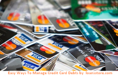 Manage Credit Cards Debt