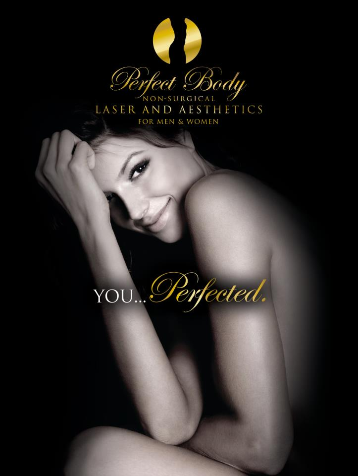 Perfect Body Laser and Aesthetics: YOU... Perfected.