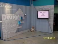Trade show display Miami