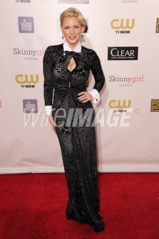 Carrie Keagan in EMILcouture
