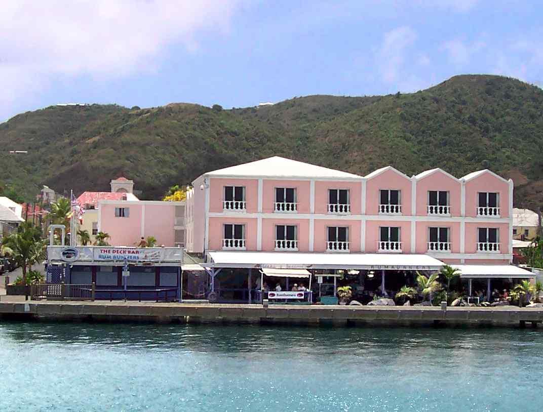 Hotel Caravelle, St. Croix