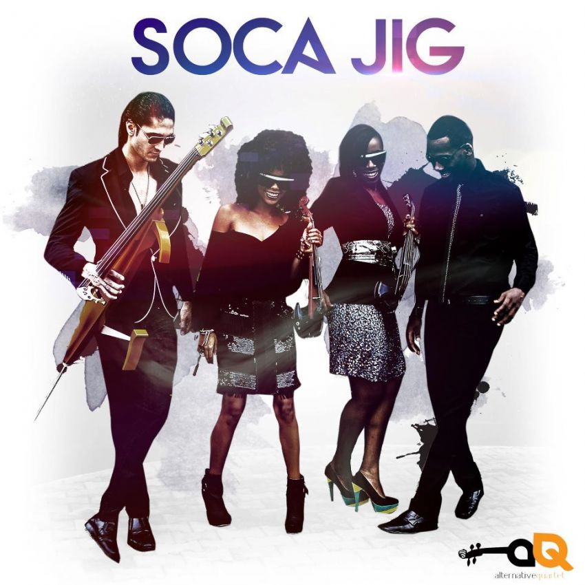 Alternative Quartet Soca Jig