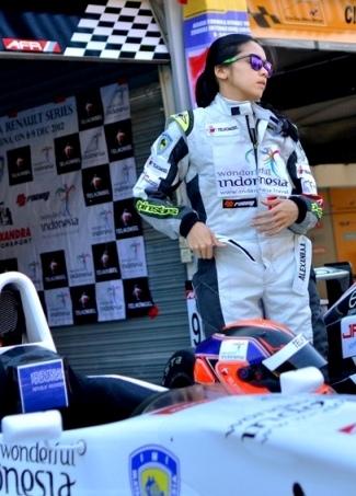 Asia Formula Renault - Alexandra Asmasoebrata PS Racing