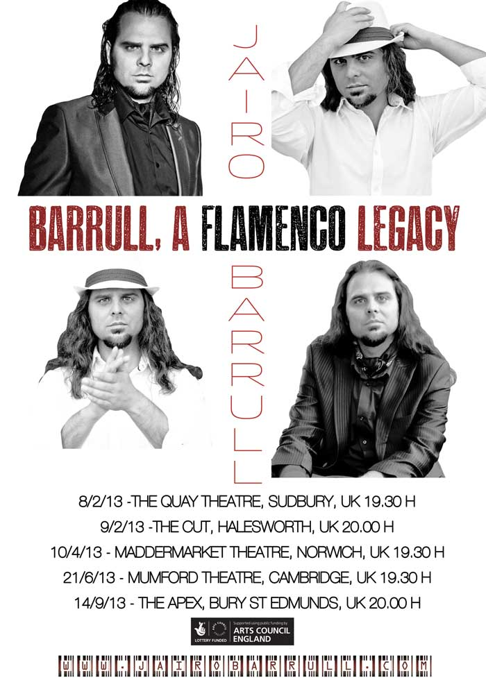 Barrull A Flamenco Legacy