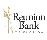 Reunion Bank of Florida Receives Bauer Five Star top rating.