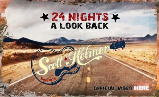 Scott Helmer - '24 Nights - A Look Back' (Official Video)