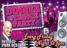 Dinner Dance Party - Broadway Grill