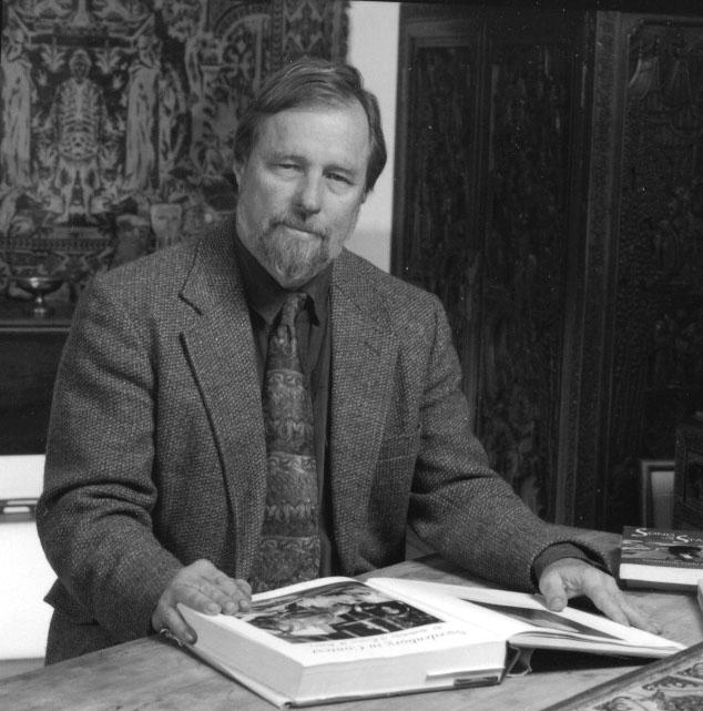 Stephen Larsen PhD