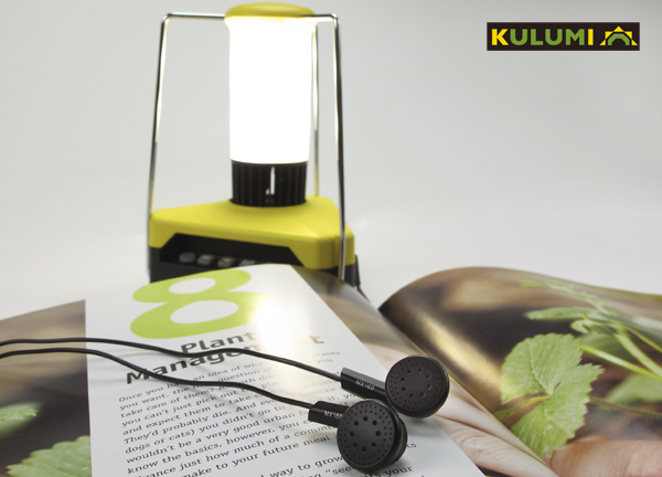 Kulumi - Powerful LED light