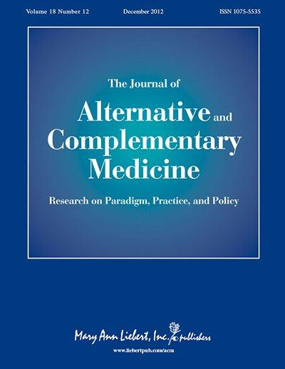 The Journal of Alternative and Complementary Medic