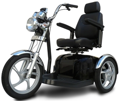The New EVRider - SportRider- One Sweet Ride!