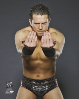 The Miz (courtesy WWE)
