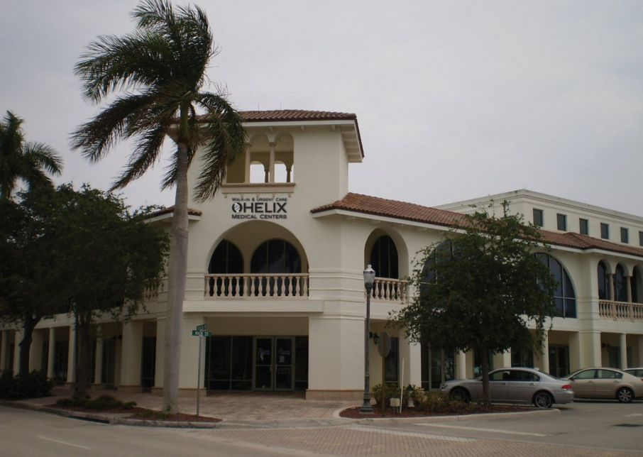 Helix Medical Centers- Tequesta location. One Main Street, Tequesta FL 33469