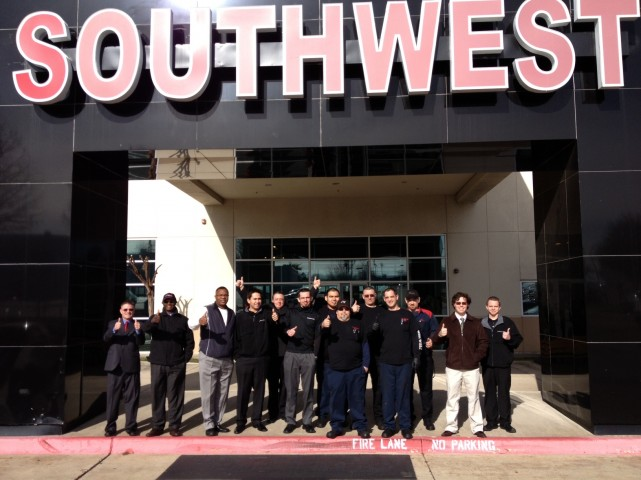 Southwest KIA of Mesquite Team
