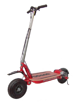 GoPed ESR750 Li-Ion DC-32 Electric Scooter