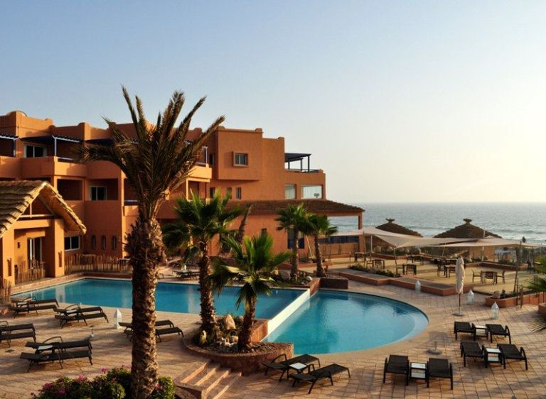Stay in style at Paradis Plage in Morocco